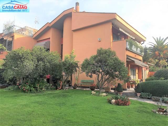 Villa in affitto a Roma in Via PanchiÃ