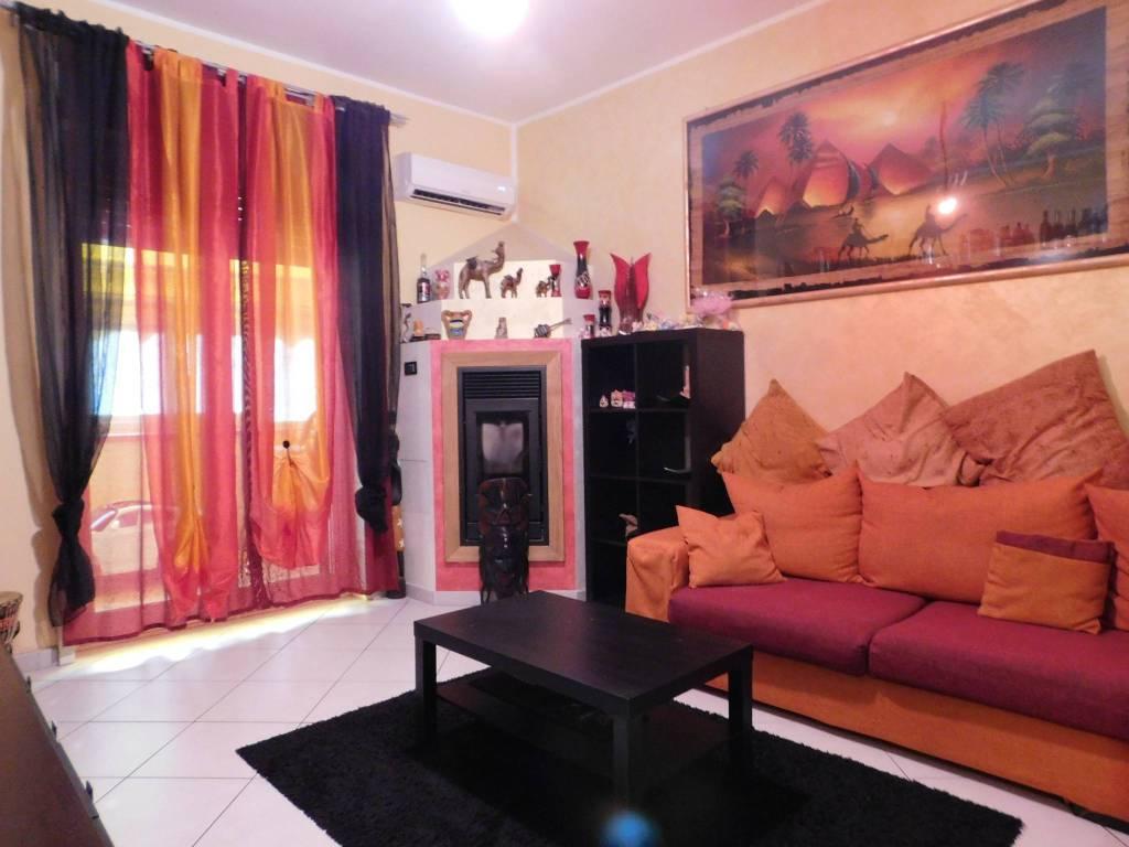 Ristrutturato appartamento con ampi spazi esterni