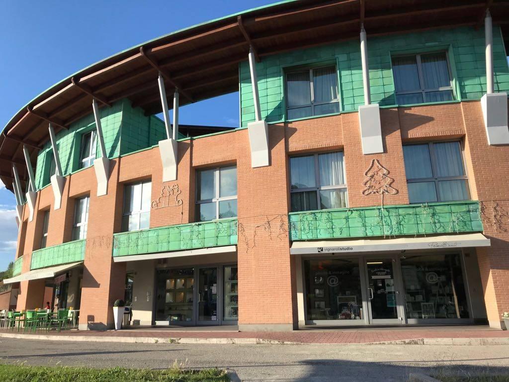 Ufficio quadrilocale in affitto a Perugia (PG)