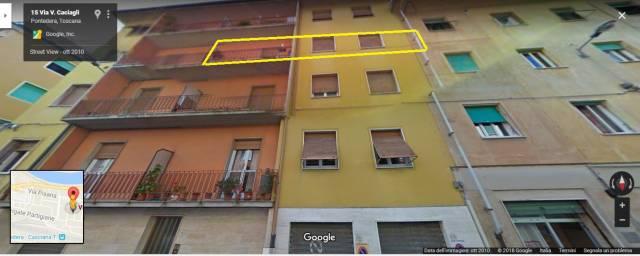 Appartamento in buone condizioni in vendita Rif. 7271576