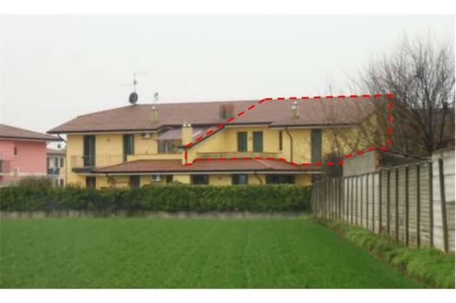 OCCASIONE ALL'ASTA: Appartamento bicamere a Lonigo (VI)