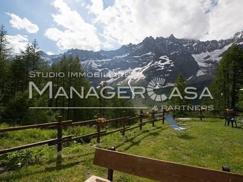 Appartamento in vendita a Valtournenche, 1 locali, prezzo € 39.000 | CambioCasa.it