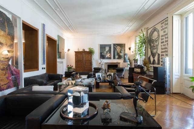 Appartamento in Vendita a Milano: 5 locali, 294 mq - Foto 4