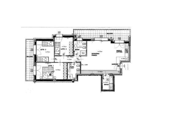 Appartamento in vendita Rif. 7295970