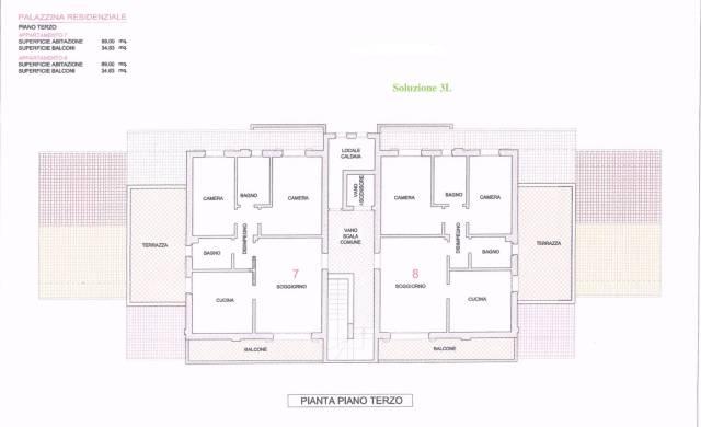 Nuovi Appartamenti in quartiere comodo per il centro