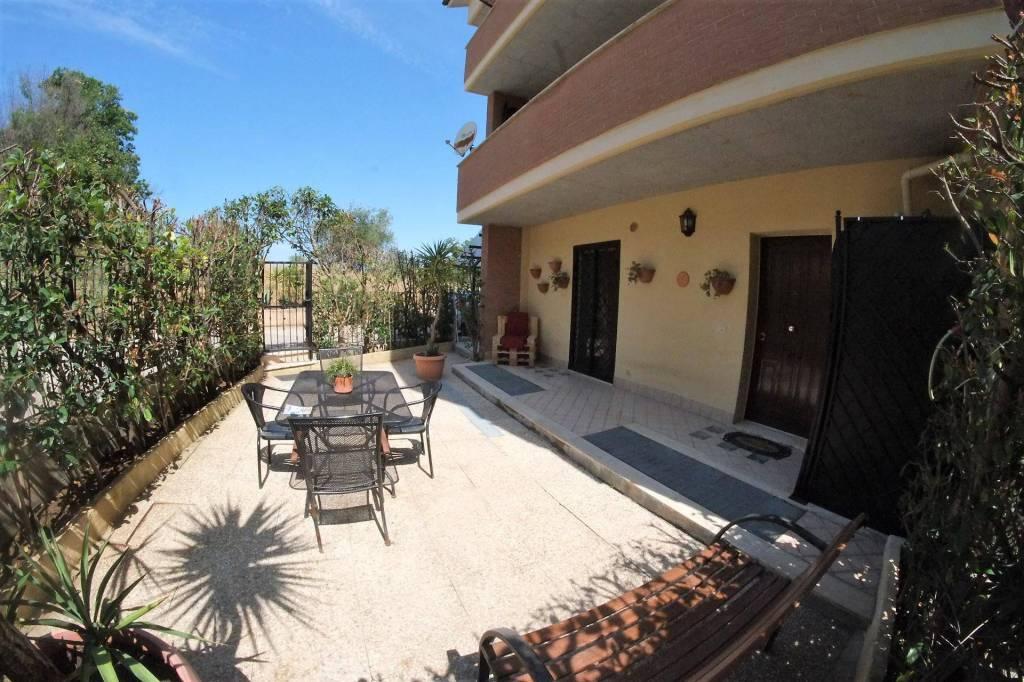 Civitella San Paolo (RM) Appartamento nuovo, con giardino
