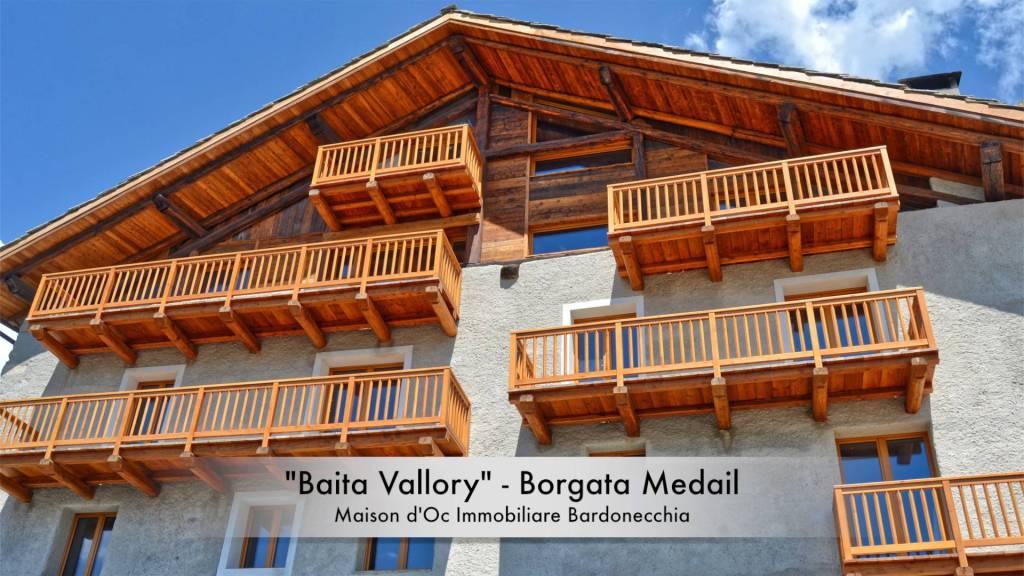 Appartamento in vendita a Bardonecchia, 3 locali, prezzo € 184.000   PortaleAgenzieImmobiliari.it