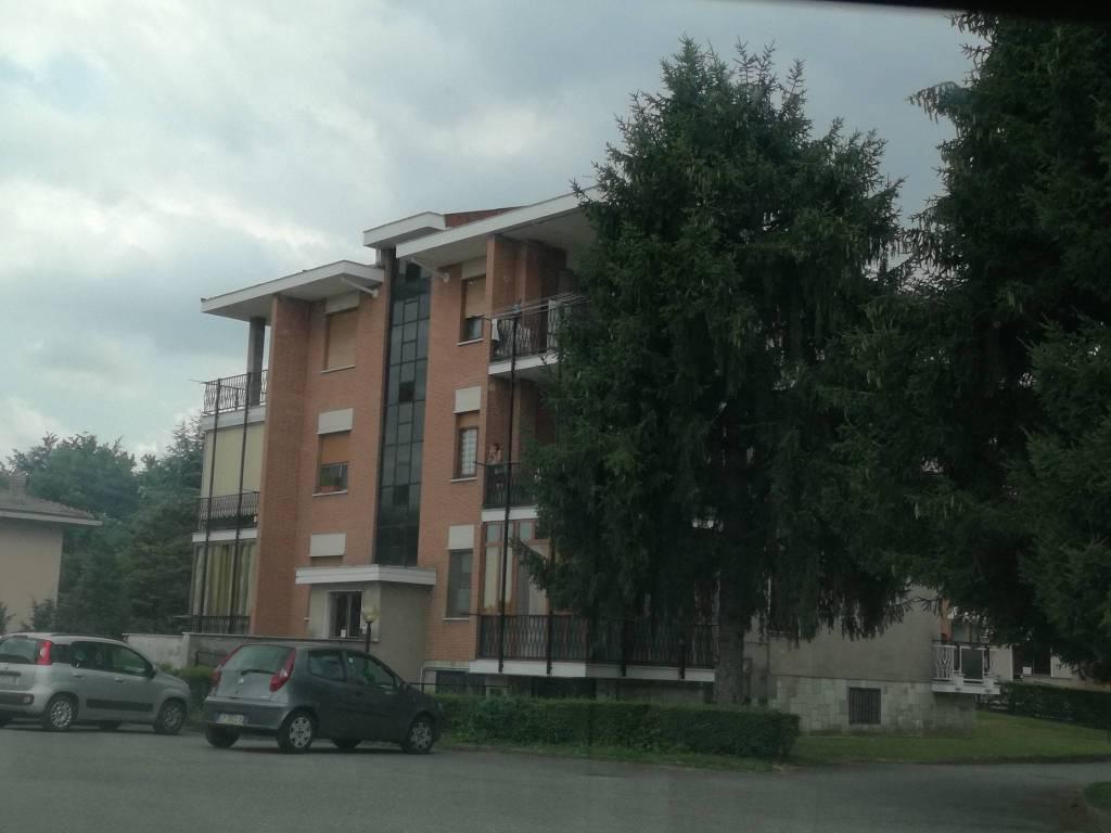 Foto 1 di Trilocale via Pinerolo Susa 60, Sangano