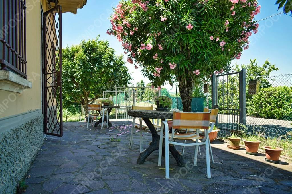 Rif. 127 - Trilocale con giardino privato