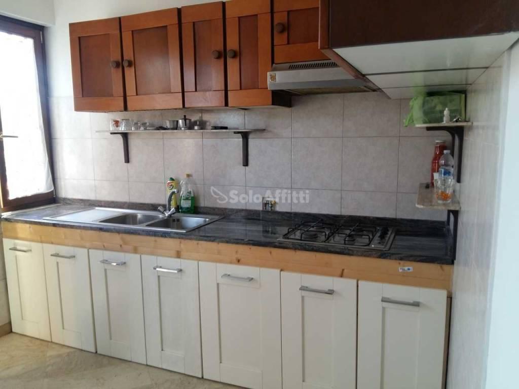 Appartamento in buone condizioni arredato in affitto Rif. 7348011