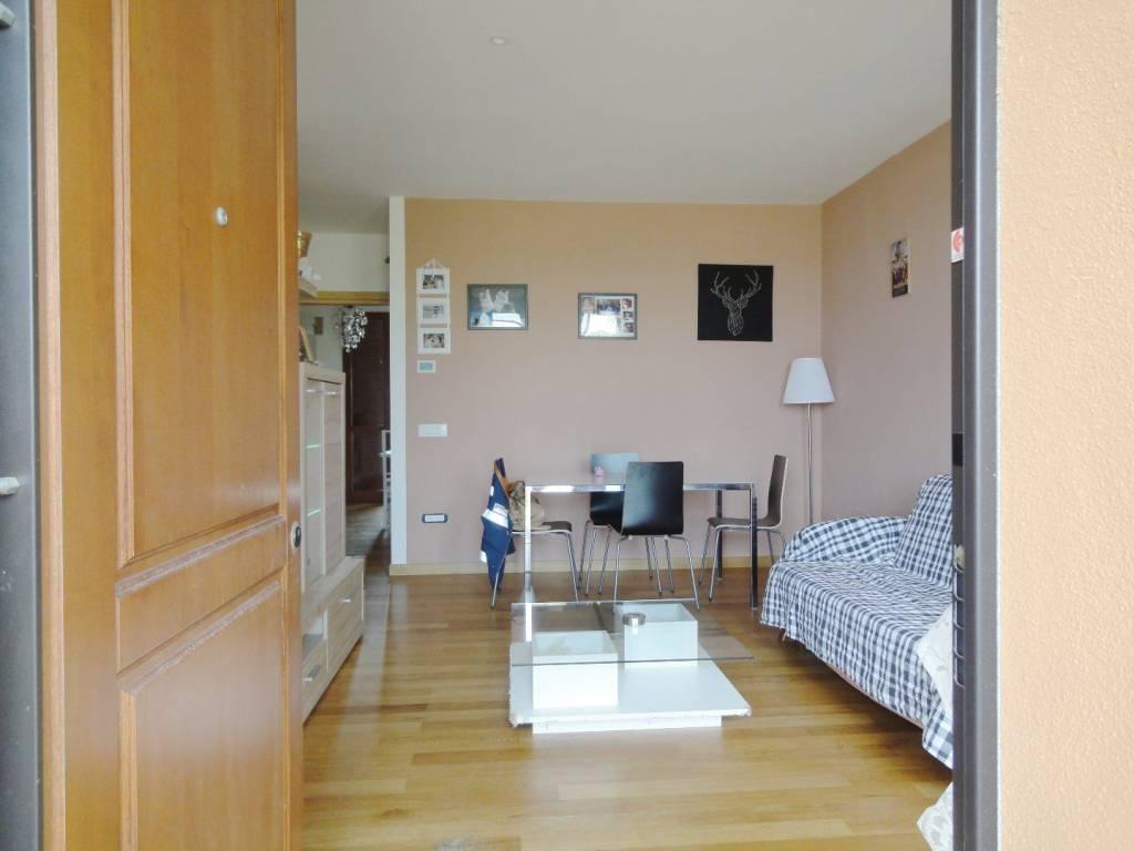 Appartamento parzialmente arredato in vendita Rif. 7346734