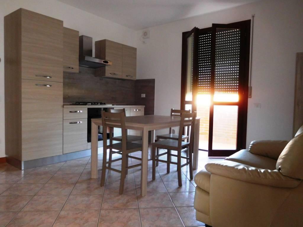 Appartamento in ottime condizioni arredato in affitto Rif. 7350027
