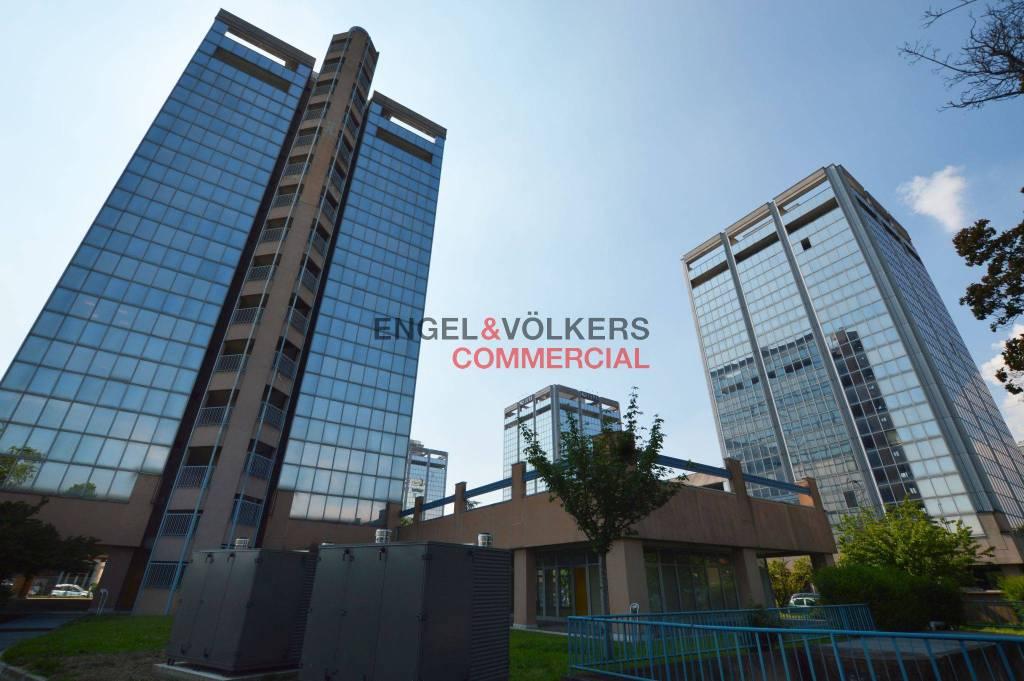 Uffici in affitto Milano via Patecchio Rif. 7348943