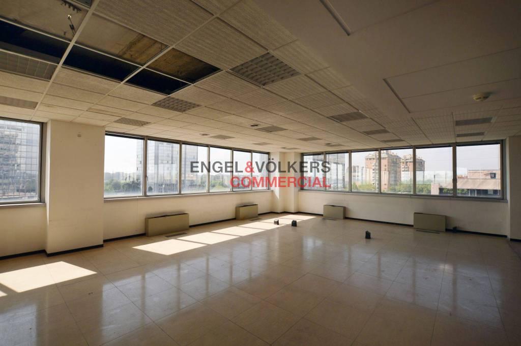 Uffici open space in affitto Milano via Patecchio Rif. 7348944