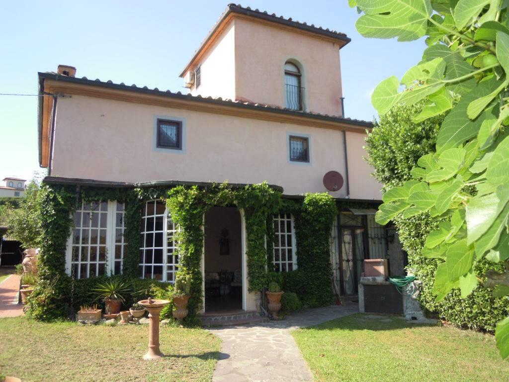 Porzione di Villa Carmignano
