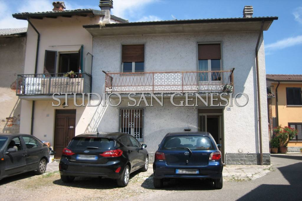 Rustico / Casale in vendita a Vistarino, 3 locali, prezzo € 65.000 | CambioCasa.it