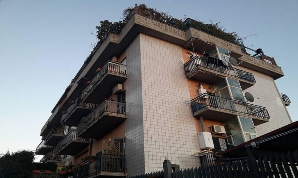 Attico di tre vani e mezzo Catania pressi Etna Bar