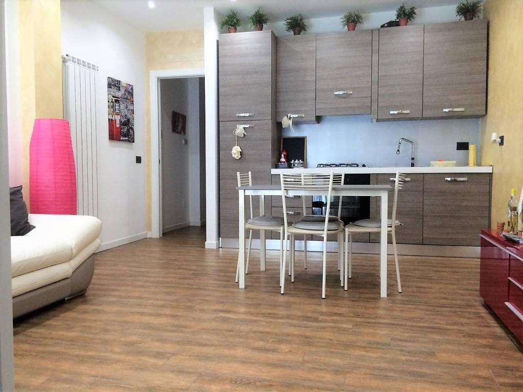 Senago affitto appartamento 3 locali arredato ristrutturato
