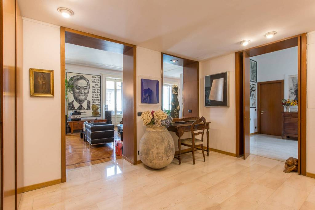 Appartamento in Vendita a Milano: 5 locali, 294 mq - Foto 8
