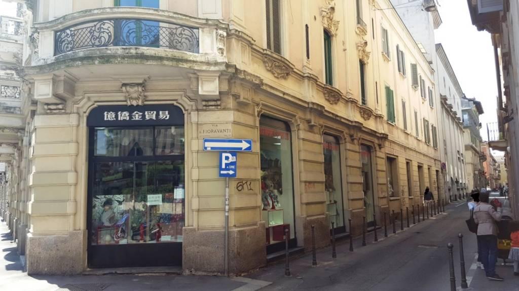 Posto-box auto in Affitto a Milano 17 Marghera / Wagner / Fiera: 15 mq