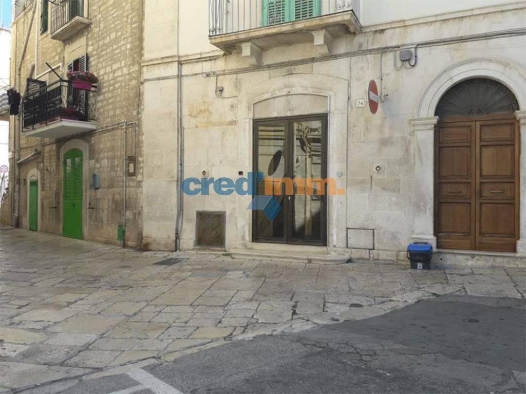 Negozio monolocale in affitto a Giovinazzo (BA)