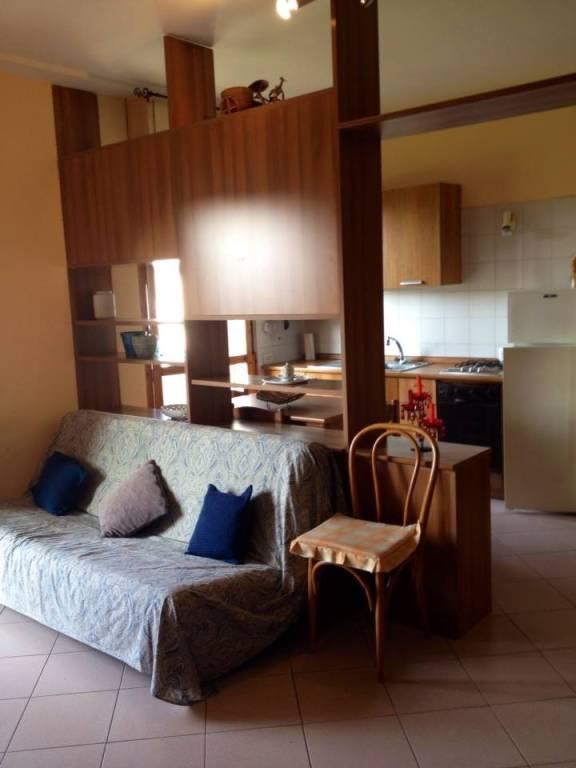 Appartamento in buone condizioni arredato in affitto Rif. 7402648