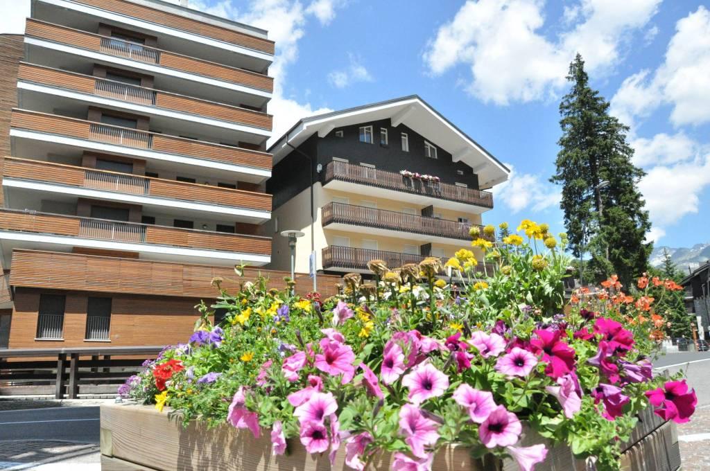 Appartamento trilocale in vendita a Madesimo (SO)