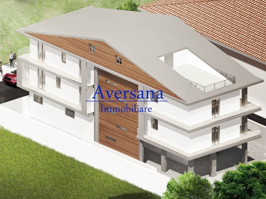 Trentola-Ducenta Appartamenti in Costruzione 87 mq