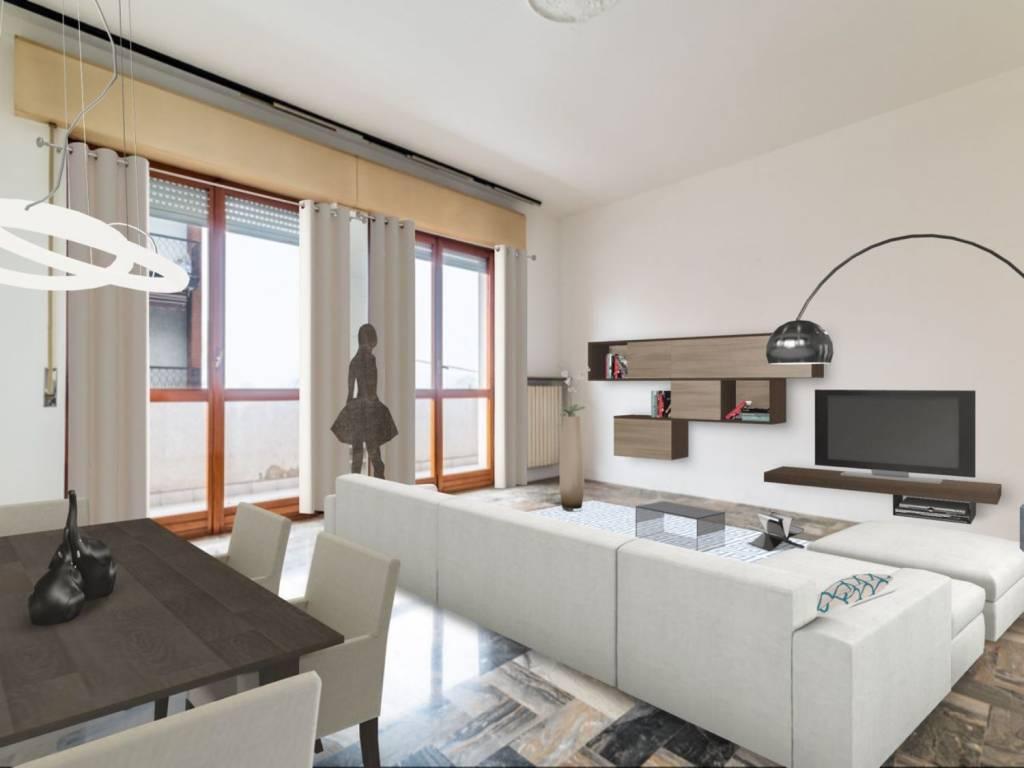 Appartamento in buone condizioni in vendita Rif. 9380846