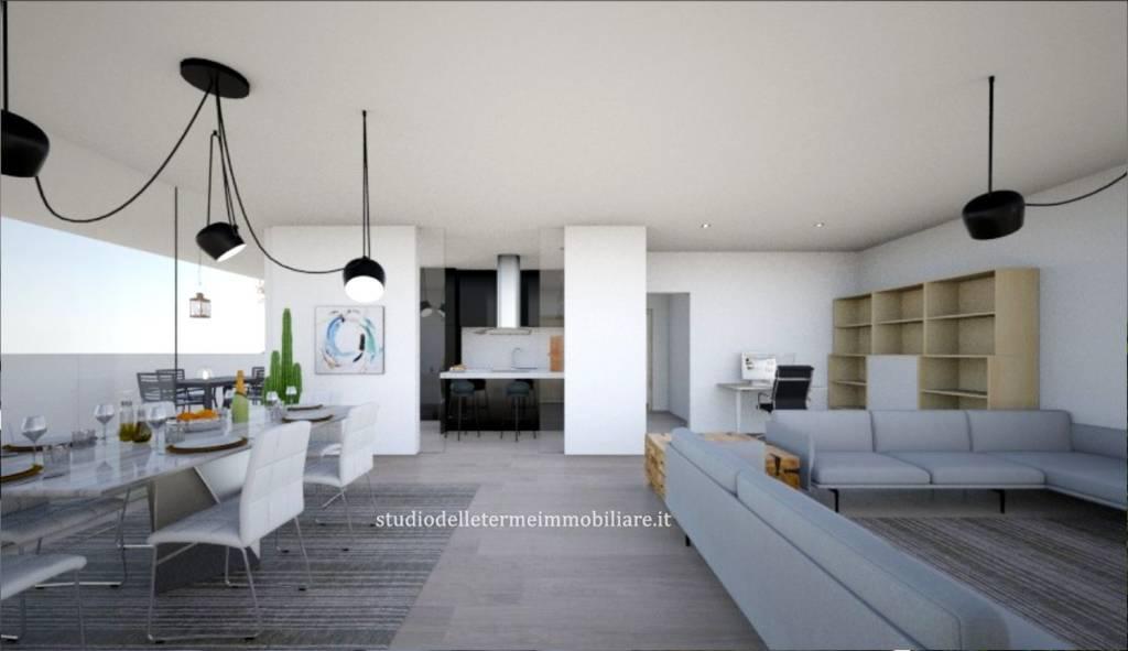 NUOVO appartamento con terrazzo