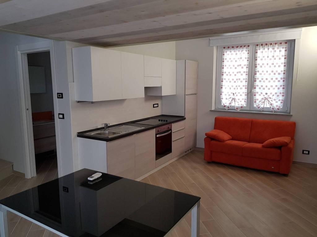 Appartamento in ottime condizioni arredato in affitto Rif. 7414546