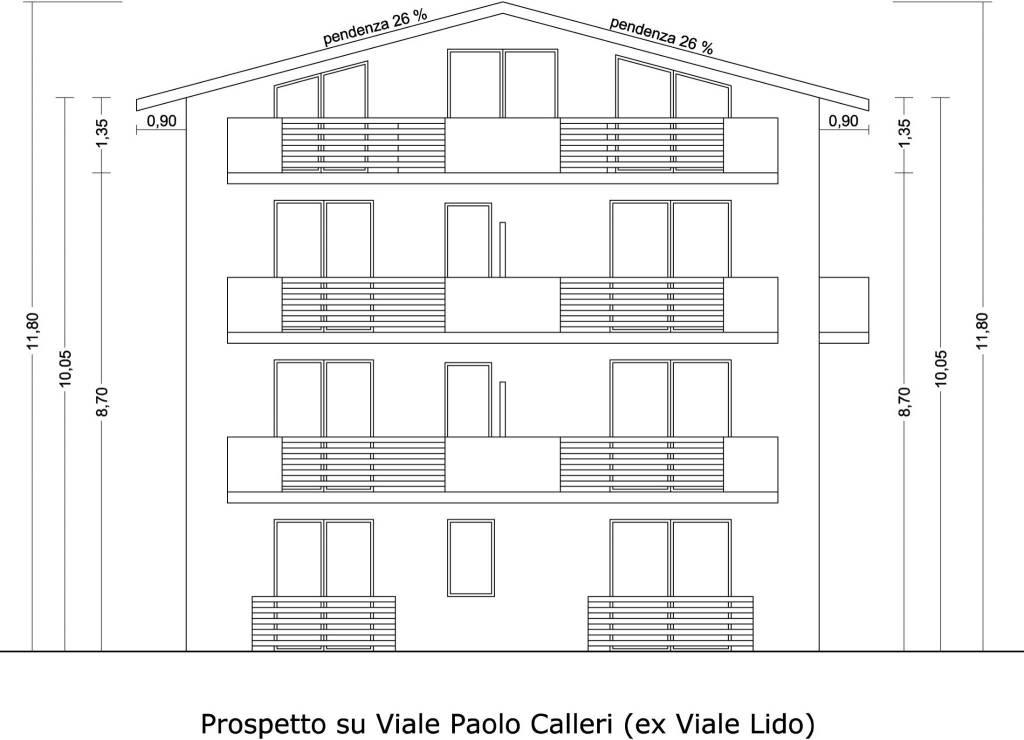 Appartamento in vendita Rif. 7423682