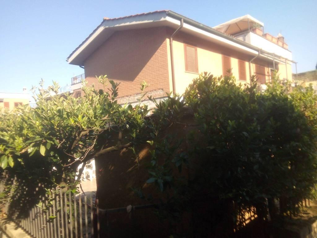 Morlupo stazione con giardino 200mq