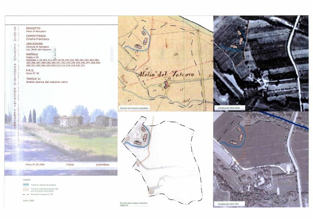 Sarteano - terreno edificabile Rif. 7436485
