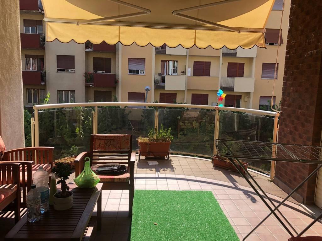 Appartamento in ottime condizioni parzialmente arredato in affitto Rif. 7435630