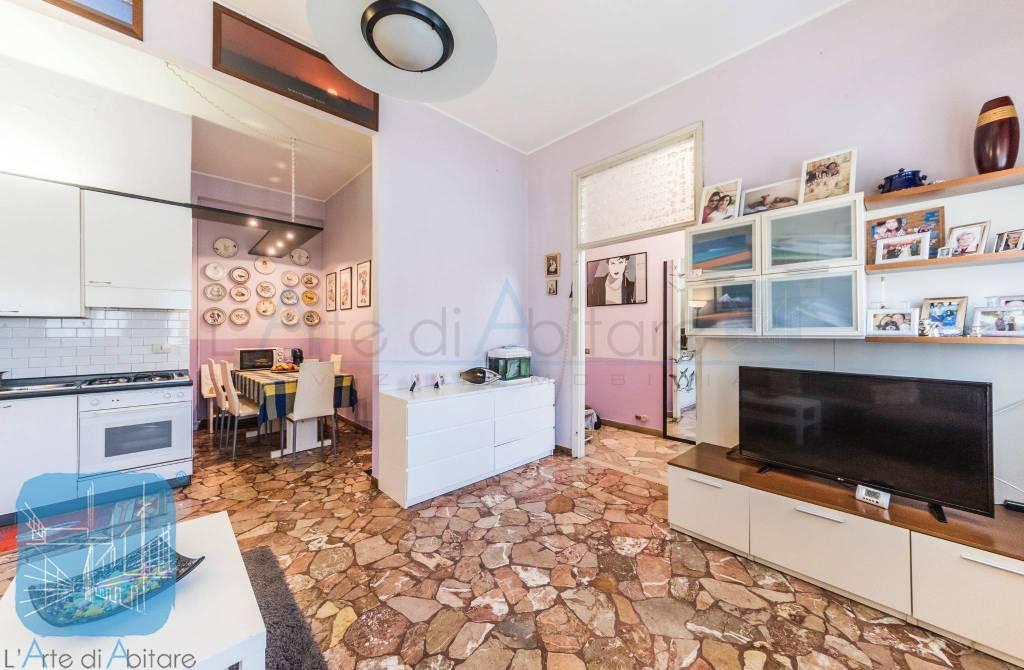 Appartamento in buone condizioni parzialmente arredato in vendita Rif. 7450743