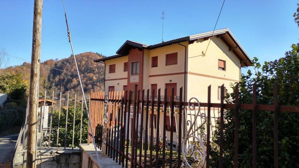 Appartamento quadrilocale in vendita a Guardabosone (VC)