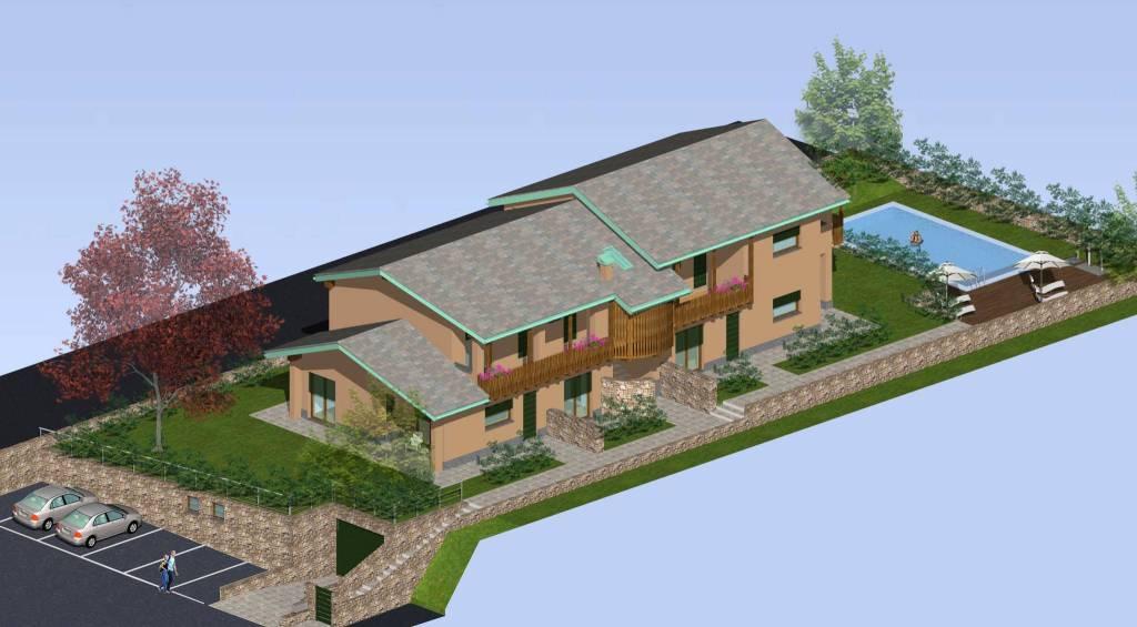 Appartamento trilocale in vendita a Colico (LC)