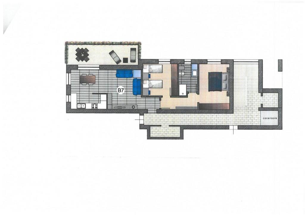 Appartamento in vendita Rif. 5392707
