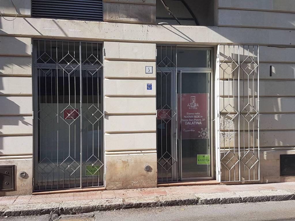 Negozio / Locale in affitto a Galatina, 1 locali, prezzo € 550 | CambioCasa.it