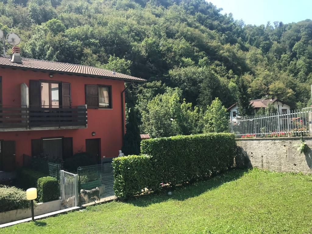 Villa a Schiera in vendita a Vertova, 3 locali, prezzo € 239.000 | PortaleAgenzieImmobiliari.it