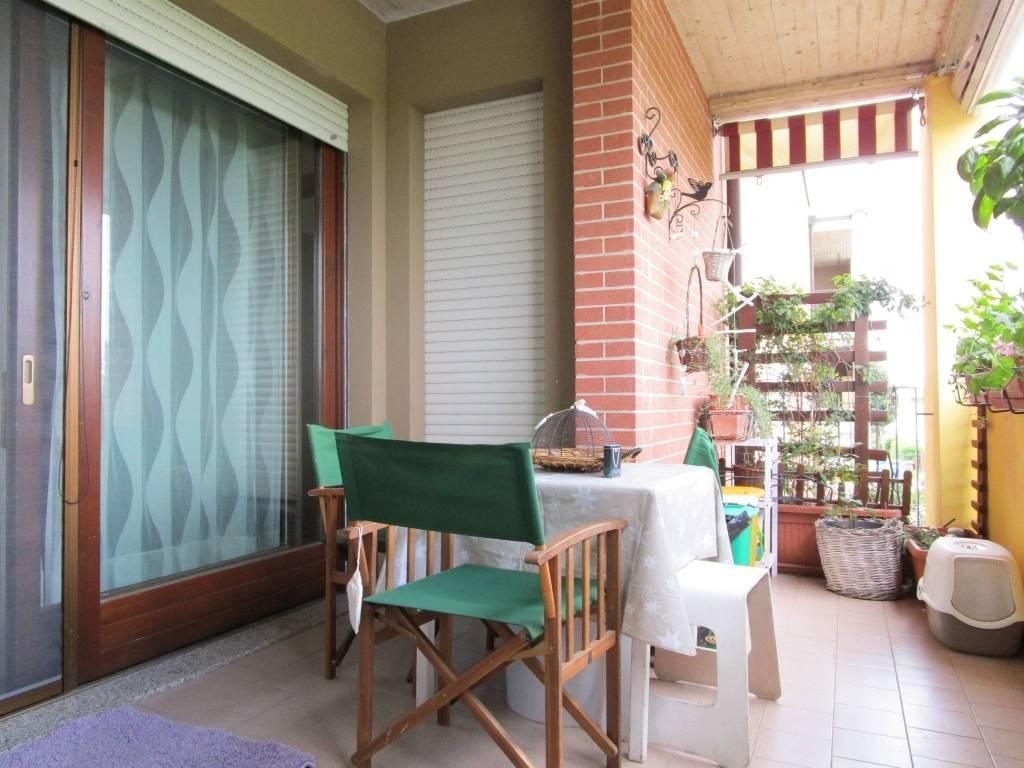 Appartamento in buone condizioni parzialmente arredato in vendita Rif. 7484506