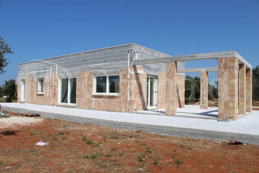 Villa in Vendita a Sannicola Periferia:  4 locali, 100 mq  - Foto 1