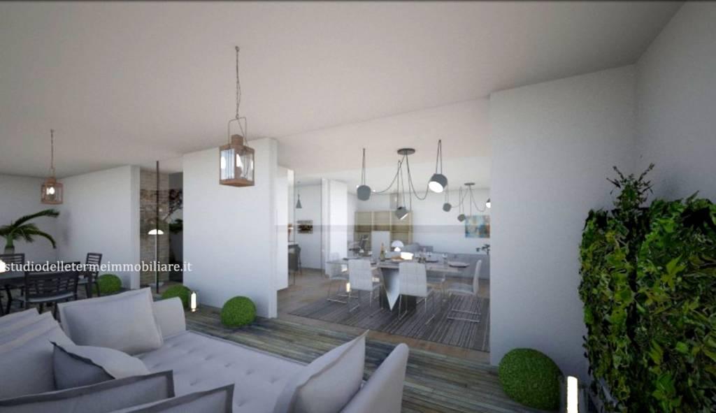 NUOVO Appartamento con terrazzo (3 camere)