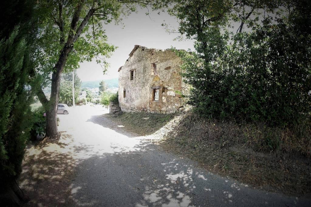 Calvi dell'Umbria (TR) Rudere con terreno