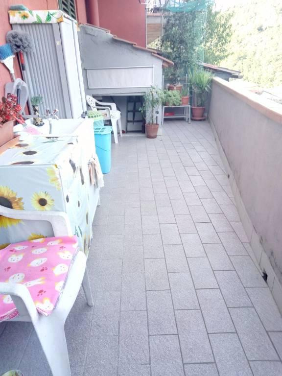 Appartamento in buone condizioni arredato in vendita Rif. 7495370