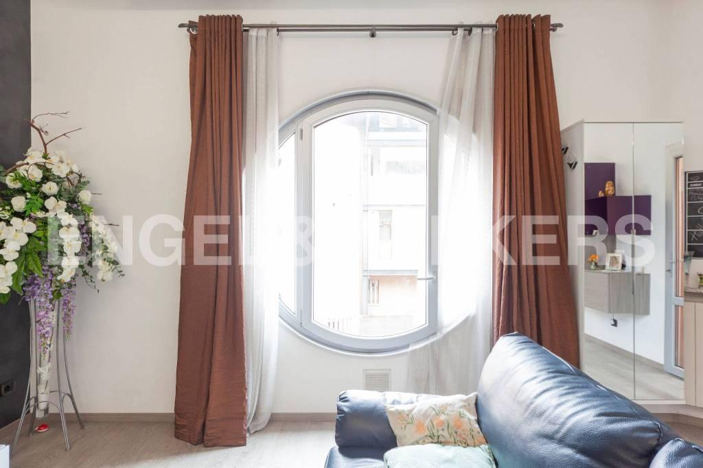 Appartamento in ottime condizioni parzialmente arredato in vendita Rif. 7508025