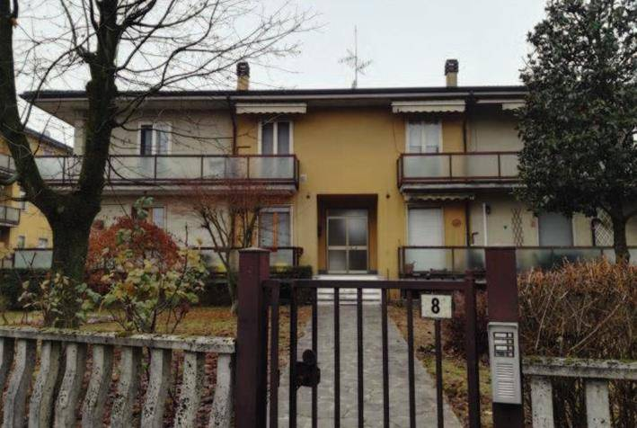 Appartamento trilocale in vendita a Portalbera (PV)