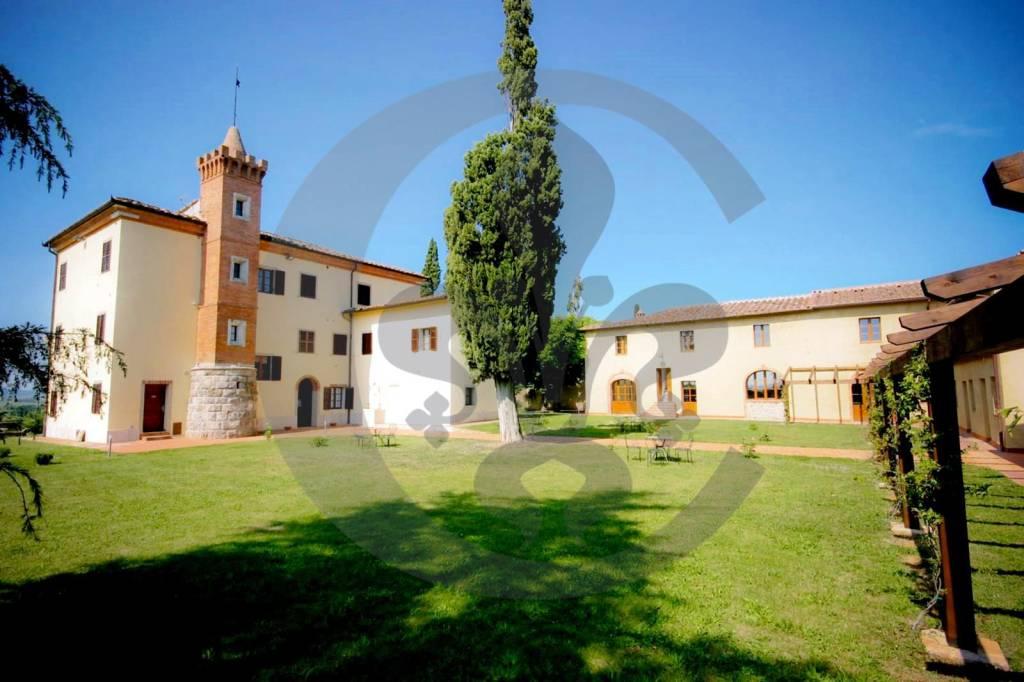 Villa in Vendita a Castelnuovo Berardenga via dei ghibellini