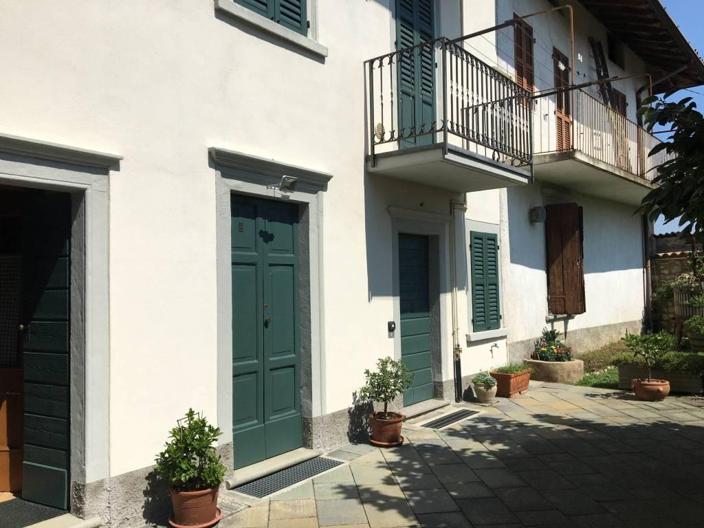 Appartamento in buone condizioni arredato in affitto Rif. 7557953